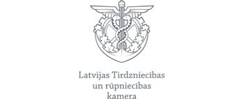 Latvijas Tirdzniecības un rūpniecības kameras logo