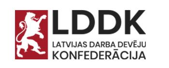 Latvijas Darba devēju konfederācijas logo