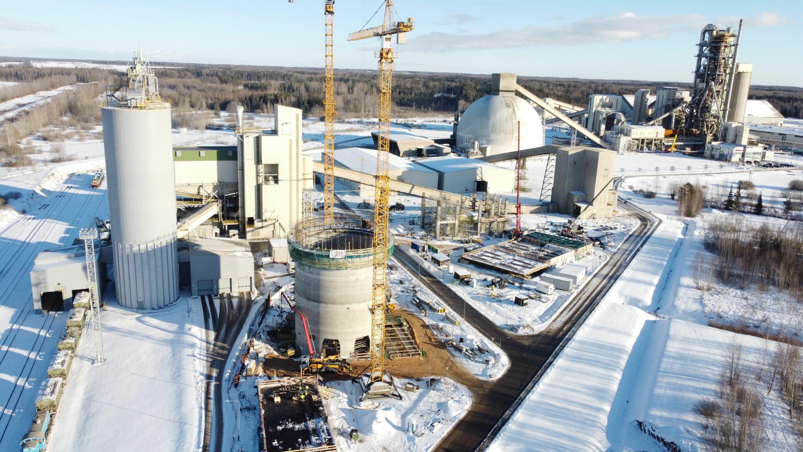 SCHWENK Latvija investē 34 miljonus eiro  Eiropas zaļā kursa mērķu sasniegšanā